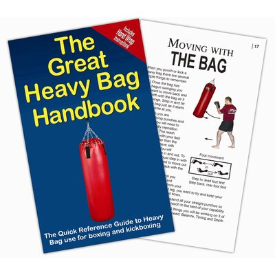 Productive Fitness Publishing The Great Heavy Bag Handbook