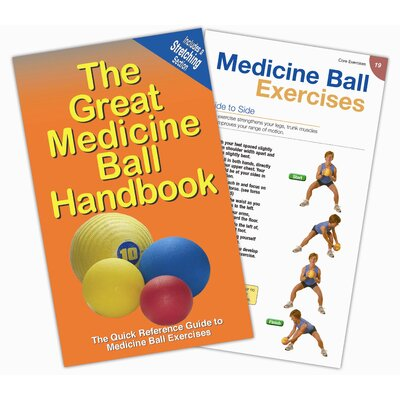 Productive Fitness Publishing The Great Medicine Ball Handbook