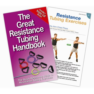 Productive Fitness Publishing The Great Resistance Tubing Handbook