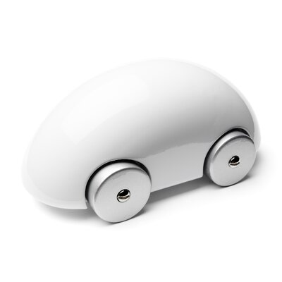 Playsam Streamliner Classic iCar in White