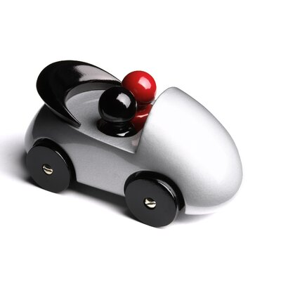 Playsam Streamliner Cab Car in Silver