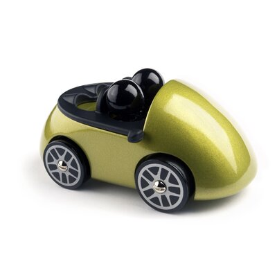 Playsam Xtreamliner Cab Car in Lime Yellow