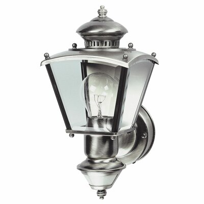Heath-Zenith Charleston Coach 1 Light Outdoor Wall Lighting