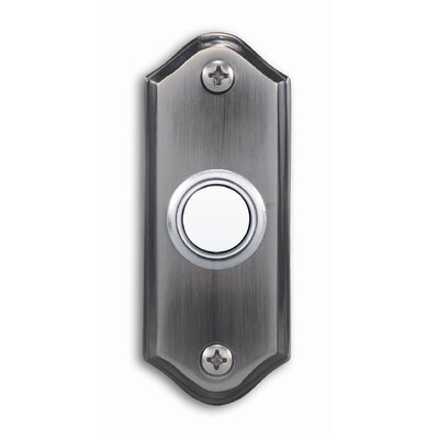 Traditional Decor Series Wired Lighted Push Button