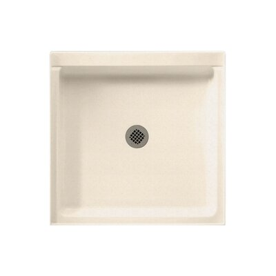Swanstone Veritek Single Threshold Square Shower Base