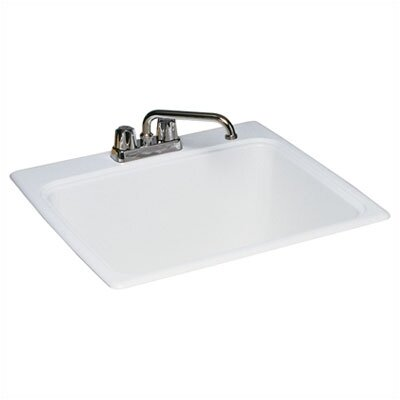 Veritek Drop-In Laundry Sink