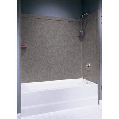 metropolitan three panels bath tub wall wayfair