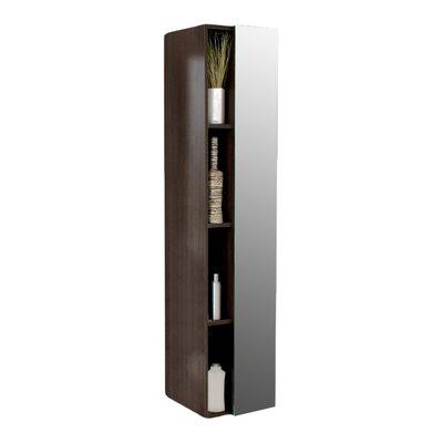 fresca 16 x 67 bathroom linen cabinet reviews wayfair