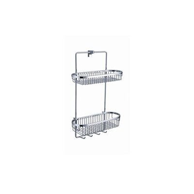 Fresca 2 Tier Wire Basket