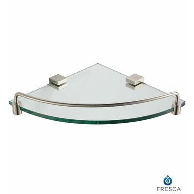 Fresca Ottimo Corner Glass Shelf