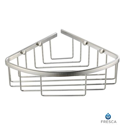 Fresca Single Corner Wire Basket