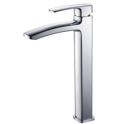 Fresca Fiora Single Handle Deck Mount Vessel Faucet