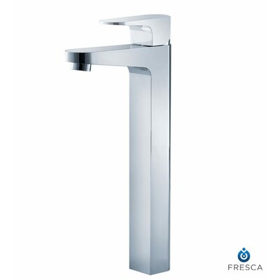 Fresca Platinum Velino Single Handle Deck Mount Vessel Faucet