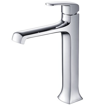 Verdura Single Handle Deck Mount Vessel Faucet - FFT3502CH