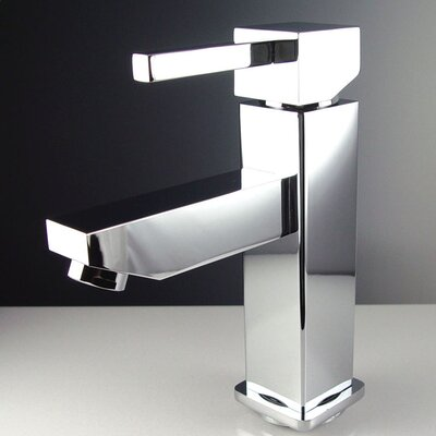 Versa Single Hole Mount Bathroom Faucet with Single Handle - FFT1030