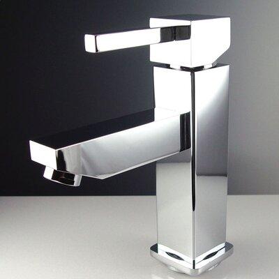 Fresca Versa Single Hole Mount Bathroom Faucet with Single Handle