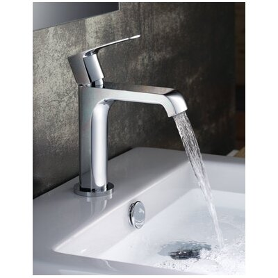Tusciano Single Handle Deck Mount Vanity Faucet - FFT3901CH