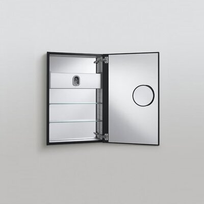 M Series Swing Out Magnifying Bathroom Mirror