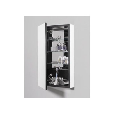 Robern PL Series Flat Mirrored Door Electric Cabinet