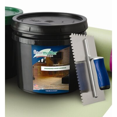 Engineered Wood Adhesive - 4 Gallons