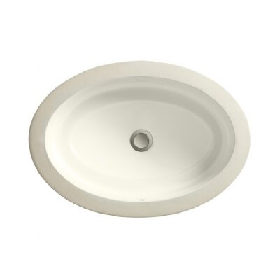 Marquee Petite Oval Small Undermount Bathroom Sink - 12090-00