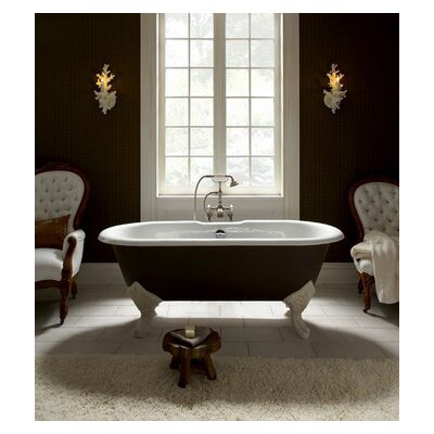 Porcher Epoque Nouveau Bath Tub less Feet