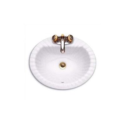 Acacia Self-Rimming Bathroom Sink - 10014