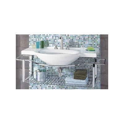 Porcher Riviera Wall Mounted Sink Kit