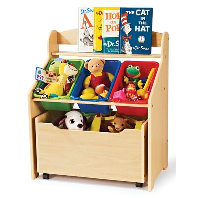 Tot Tutors Multi - Storage Unit