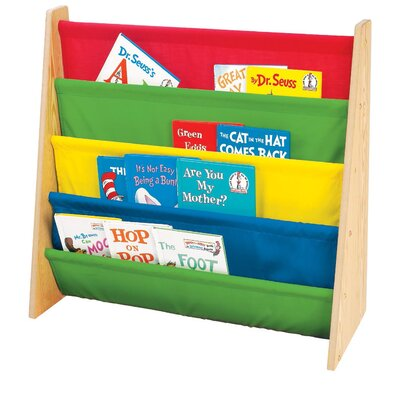 Tot Tutors Book Rack in Primary
