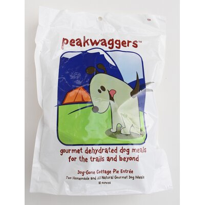 Peakwaggers Dog-Gone Cottage Pie Entrée Dry Dog Food (10-oz. Bag)