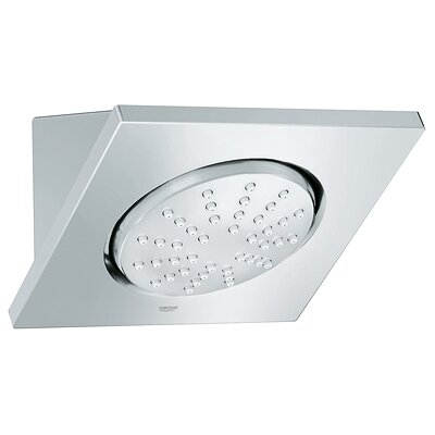 Grohe Rainshower F Series Shower Head with Integrated Mounting Connection