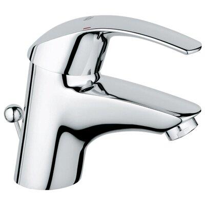 Grohe Eurostyle Single Hole Bathroom Sink Faucet with Single Handle