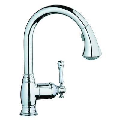 Grohe Bridgeford Single Handle Single Hole Kitchen Faucet
