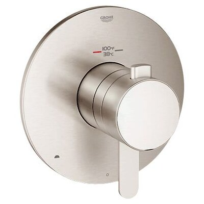 Grohe GrohFlex Cosmopolitan Dual Function Thermostatic Trim with Control Module