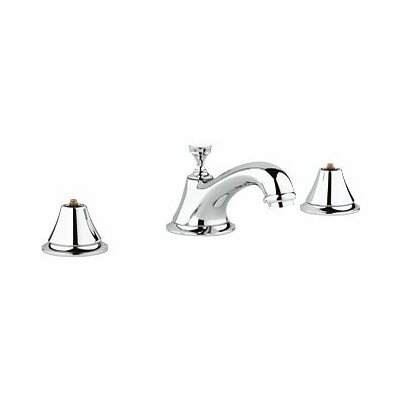 Grohe Seabury Widespread Bathroom Faucet Set Less Handles