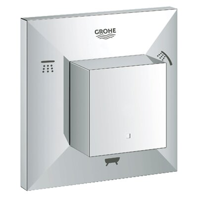Grohe Allure Brilliant Five Way Diverter Shower Trim