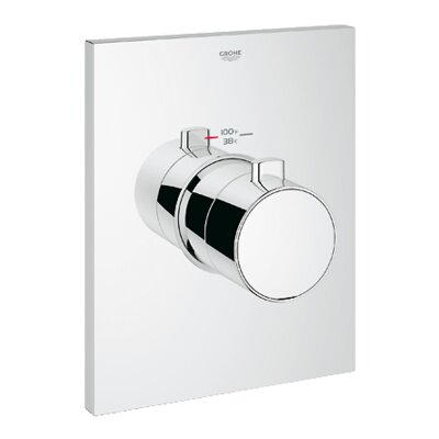 Grohe Grohtherm Thermostatic Shower Faucet Trim