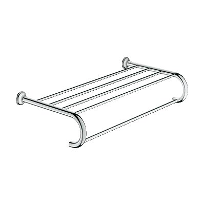 "Grohe Essentials 24"" Multi Towel Rack"