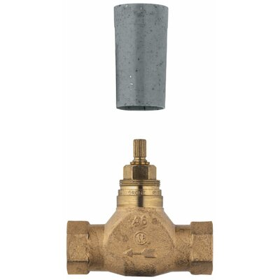 "Grohe 1/2"" Volume Control Rough-In Valve"
