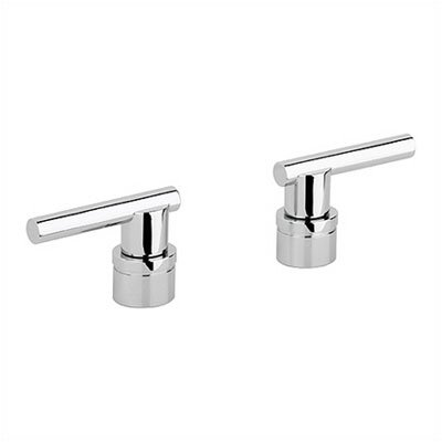 Grohe Atrio Double Handle Wall Mount Roman Tub Faucet Trim Lever Handle