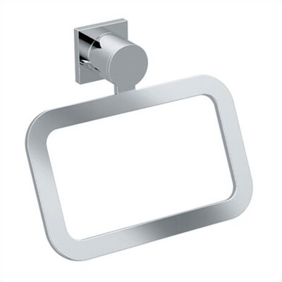 "Grohe Allure 8"" Towel Ring"