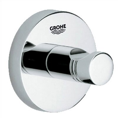 "Grohe 1.77"" Wall Mounted Robe Hook"