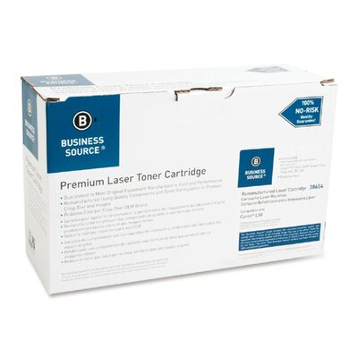 Business Source Toner Printer Cartridge, 5000 Page Yield, Black