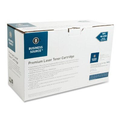 Business Source Laser Cartridge, 20,000 Page Yield, Black