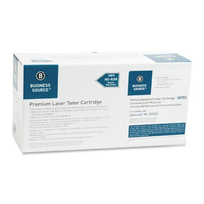Business Source Toner Cartridge, 3000 Page Yield, Black
