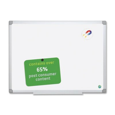 Bi-silque Visual Communication Product, Inc. Earth It! Dry-Erase Boards 4 x 6