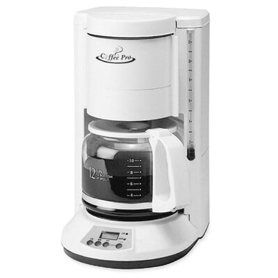 12 Cup Automatic Coffee Maker