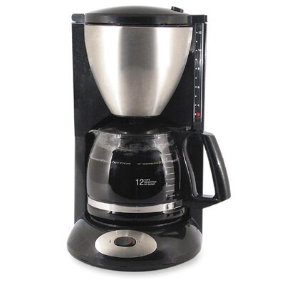 12 Cup Commercial Coffee Maker