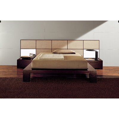 Soho Bedroom Collection in Wenge